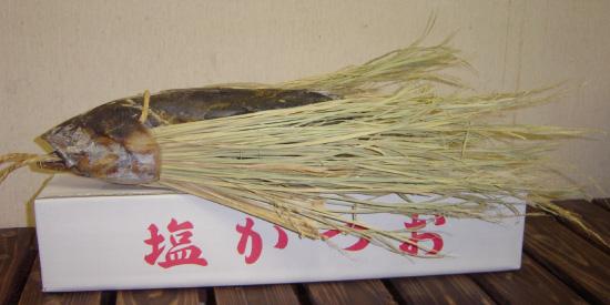 西伊豆 塩かつおの由来と特徴